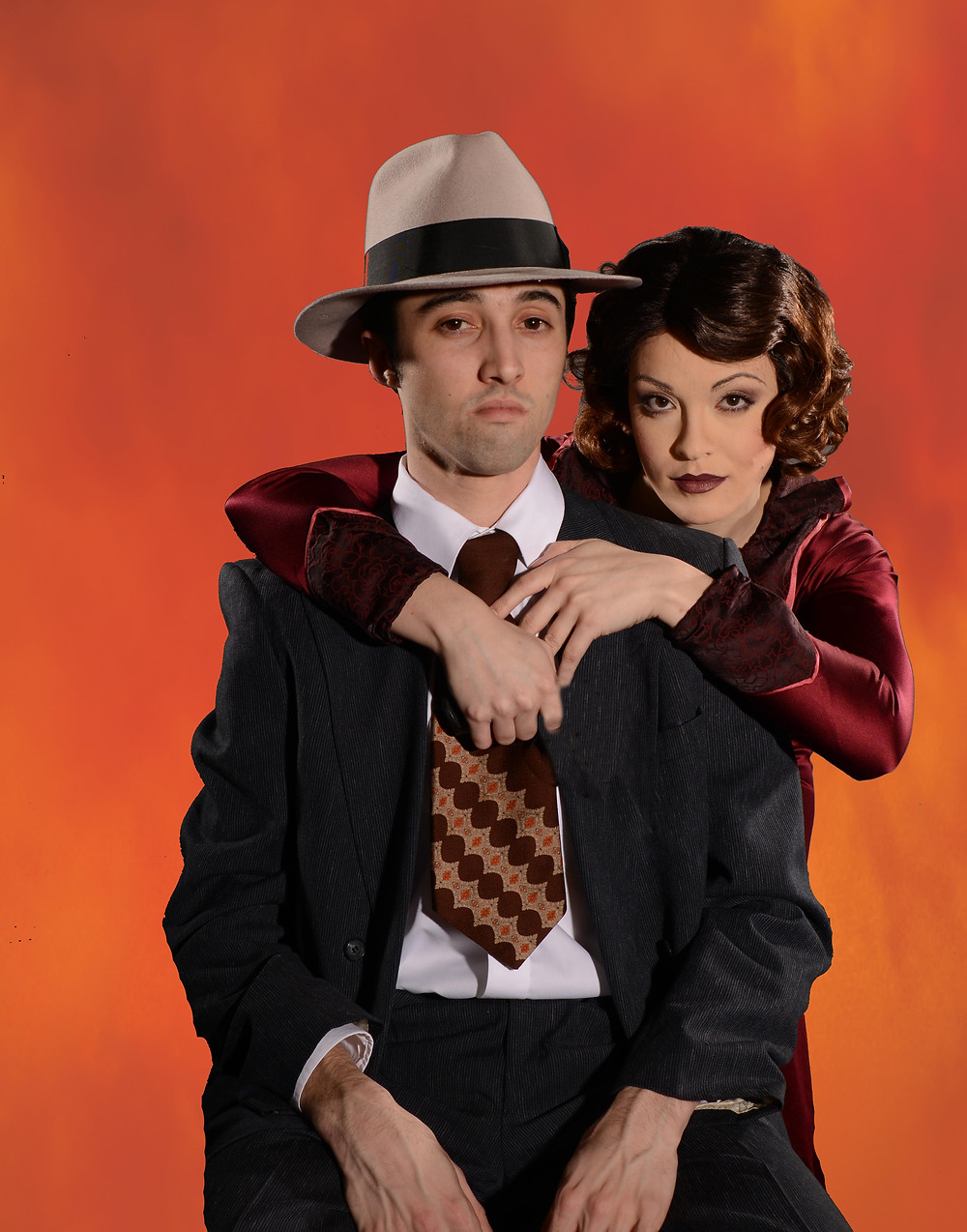 Bonnie & Clyde: Before the Bullets