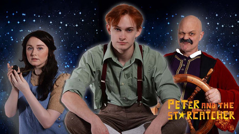 """""""Peter and the Starcatcher"""" to open at Stageworks The story before the """"Hook"""""""