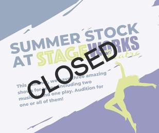 Summer Stock for Teens
