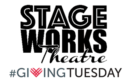 Support Live Theatre on #GivingTuesday Tuesday, Dec. 1