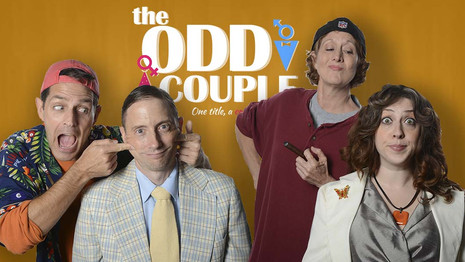 The Odd Couple Opens at Stageworks Theatre