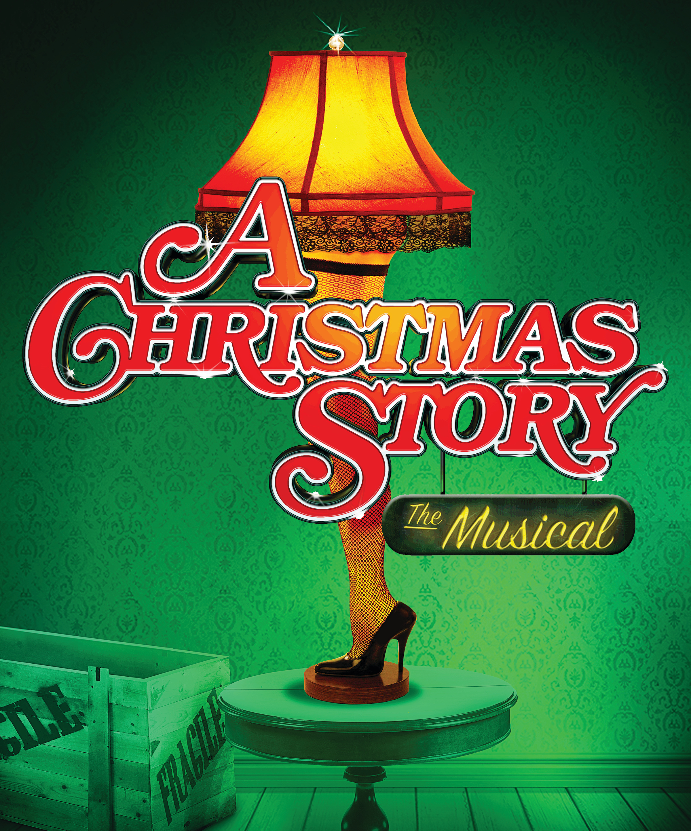 A Christmas Story Musical.Ring In The Holidays With A Christmas Story The Musical
