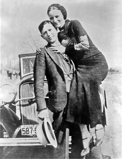 The Career of Bonnie & Clyde:  Law Enforcement's Influence