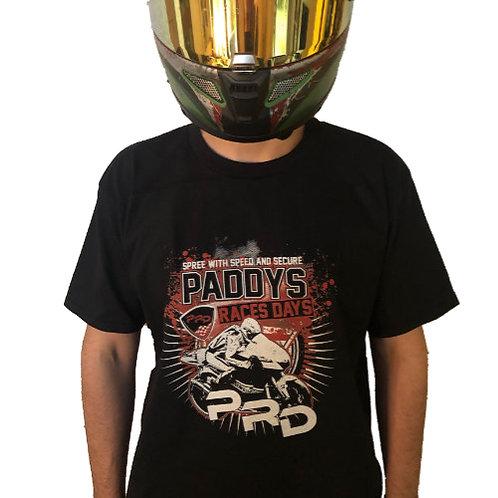 PRD T-Shirt Schwarz