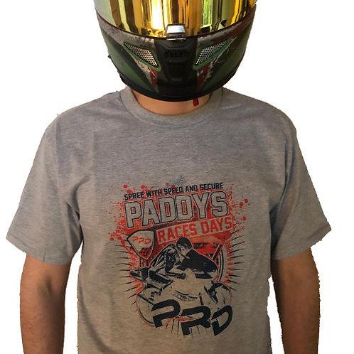 PRD T-Shirt Grau