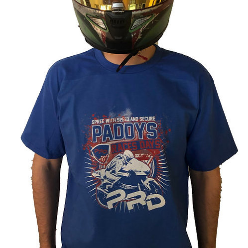 PRD T-Shirt Blau