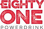 Eighy One / Eighty One Powerdrink / Energy Drink / Motobike / PRD / Paddys Race