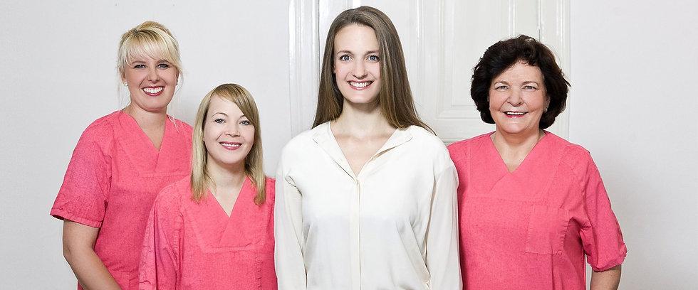 Zahnarztpraxis Berlin Willberg - Unser Praxisteam, Wohlfühlzahnarzt, Sensibel, einfühlsam, individuelle Beratung