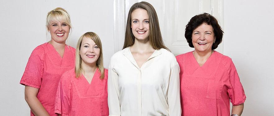 Zahnarztpraxis Berlin Willberg - Unser Praxisteam