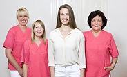 Zahnarztpraxis Willberg - Praxisinformation und Praxisteam