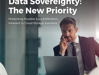 Data Sovereignty: The New Priority (From Qnext)