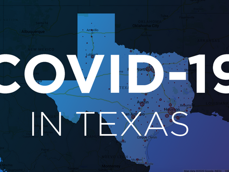 Texas Capitol Gears Up With COVID Spectre Looming