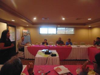 Reunión Mensual del Foro, Febrero 2016