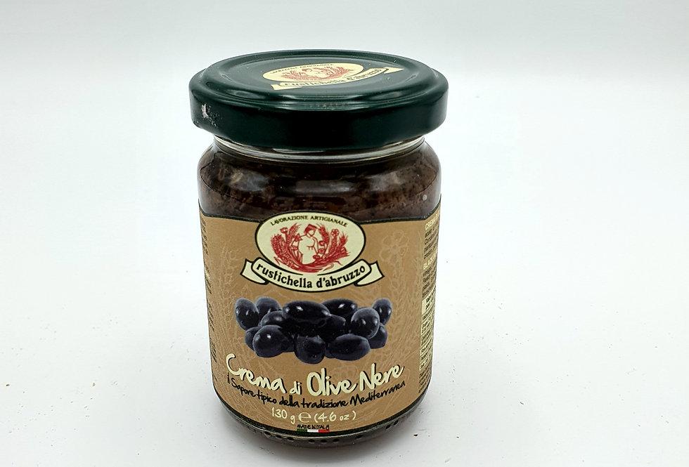 Crema di Olive nere Rustichella