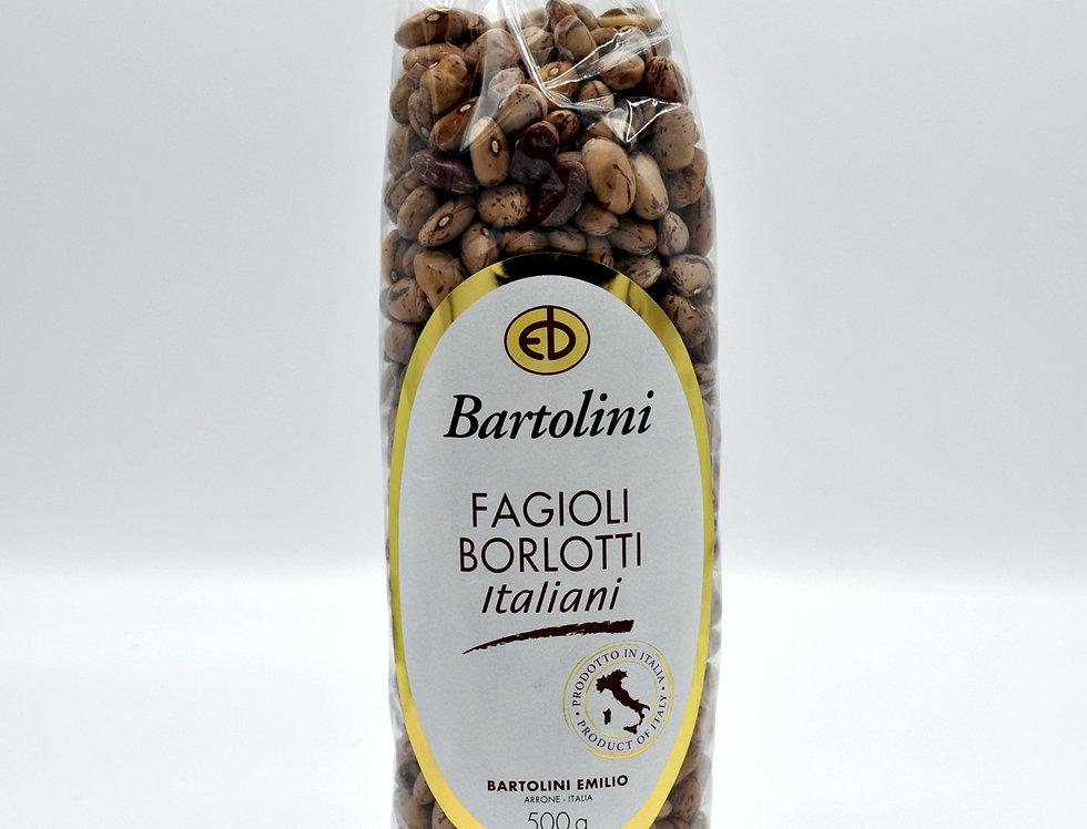 Bartolini Fagioli Borlotti 500 g