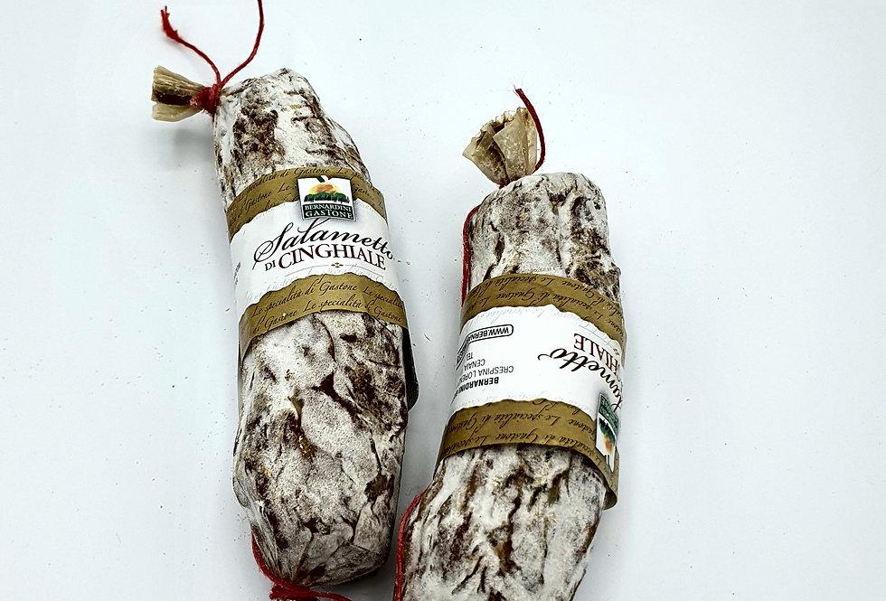 Bernardini Gastone Wildschweinsalami ca. 140 Gramm