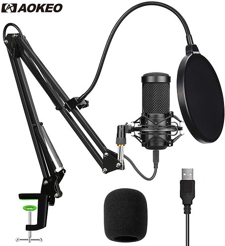 Aokeo AK-60 Professional USB Streaming/Podcast Microphone