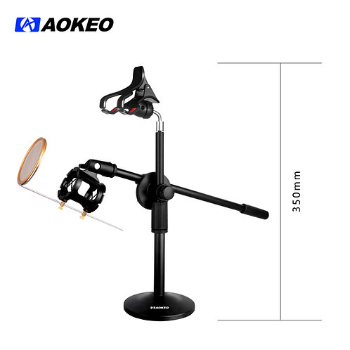 Aokeo P-11 Sturdy Heavy-Duty Metal Base Stand