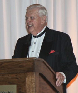 Orion Samuelson, 49th year as Emcee