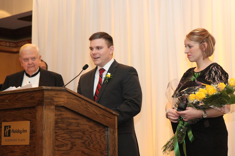 Orion Samuelson, Scott & Ali Ferry