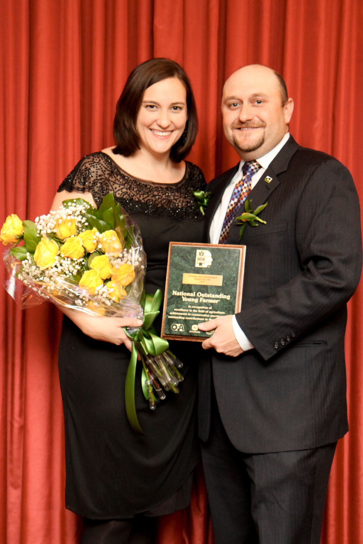 Julie and Christian Richard
