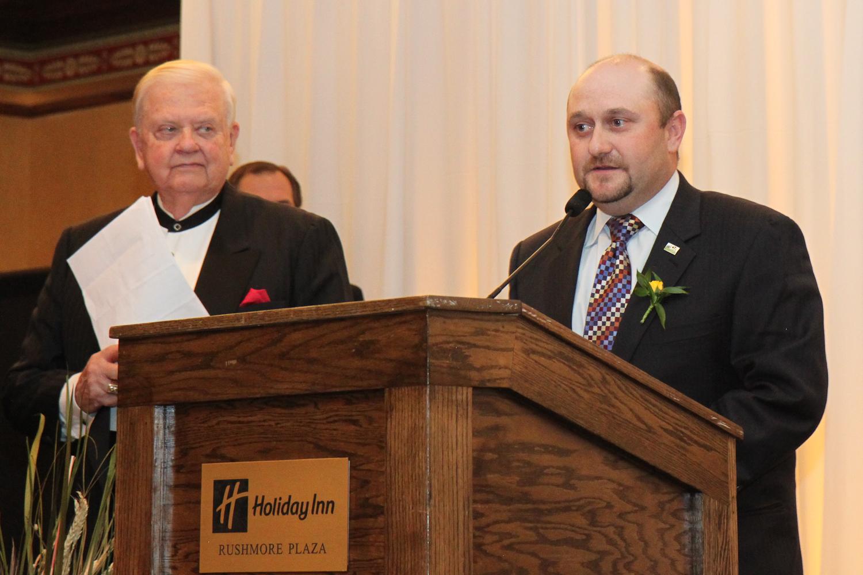 Orion Samuelson & Christian Richard