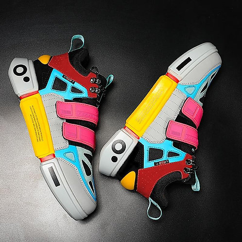 2019 new Stylish men and Women Running Shoes INS Ulzzang Harajuku Sneakers Breat