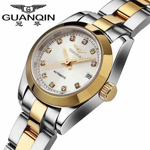 Brand GUANQIN Watch Woman Luminous Mechanical Watches Girls Watch 2020 Luxury Wo