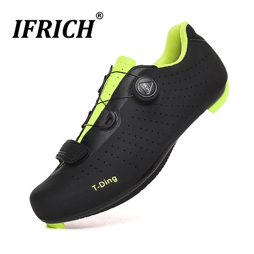 2020 Breathable Men Cycling Shoes MTB Mountain Bike Shoes Bicycle Racing Triathl