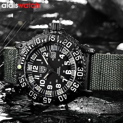 2020 New Fashion Military Army Quartz Watch Male Clock Top Brand Luxury Wrist Wa