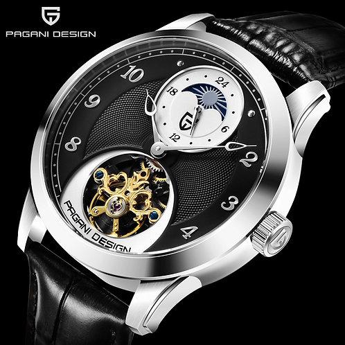 Men's Watches Luxury Brand PAGANI DESIGN Automatic Mechanical Watches Men Busine