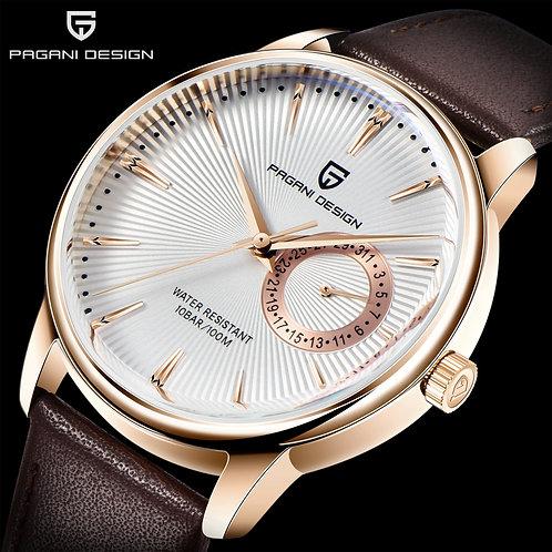 2020 PAGANI DESIGN Watches Men Luxury Brand Quartz Men Chronograph Sport Waterpr