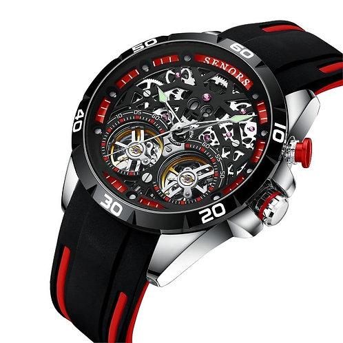 SENORS men's/mens watches top brand luxury automatic/mechanical/luxury watch men