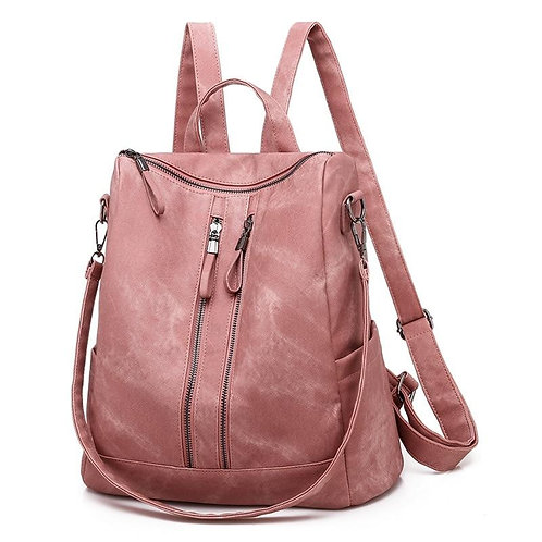 New Retro Women Backpack Shoulder Bags High Quality Leather Travel Backpack Hot