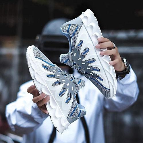 Fashion Men Running Shoes Jogging Fashion Mesh Breathable Sport Shoes Comfortabl