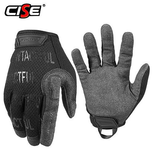 Lightweight Full Finger Gloves Motorcycle Motocross Biker Cycling