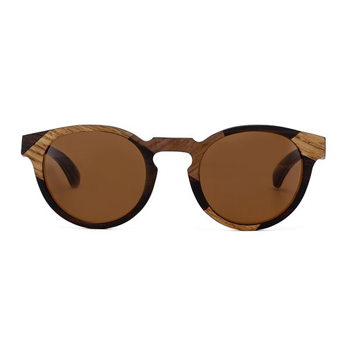 Unique Design Wood Sunglasses for Men and Women Multiple Wood Hand Stitching