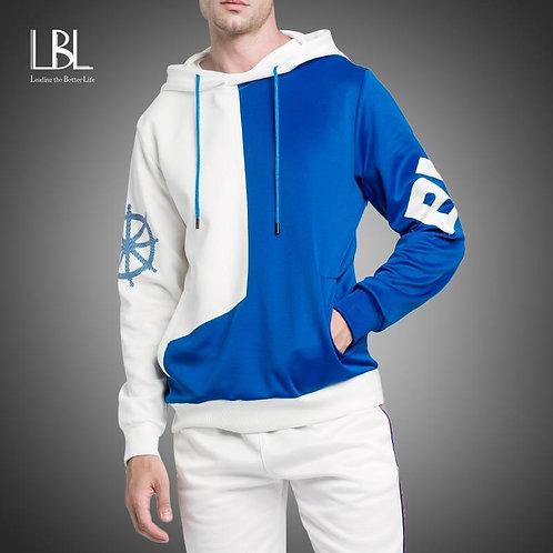 2020 Autumn Patchwork Hoodies Mens Hooded Sweatshirts Hip hop Punk Streetwear Ca