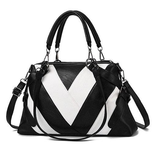 Fashion Shoulder Bags Women Leather Long Handbags Female Crossbody Messenger Bag