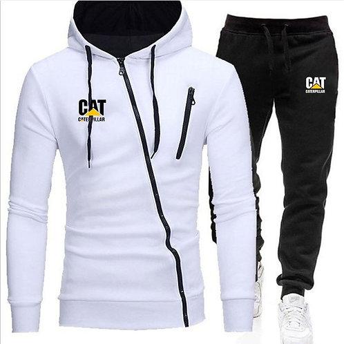 Brand Clothing Men's Autumn winter Hot Sale Men's Sets Hoodie+pants Two Pieces S