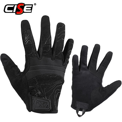 Touch Screen Motorcycle Full Finger Gloves