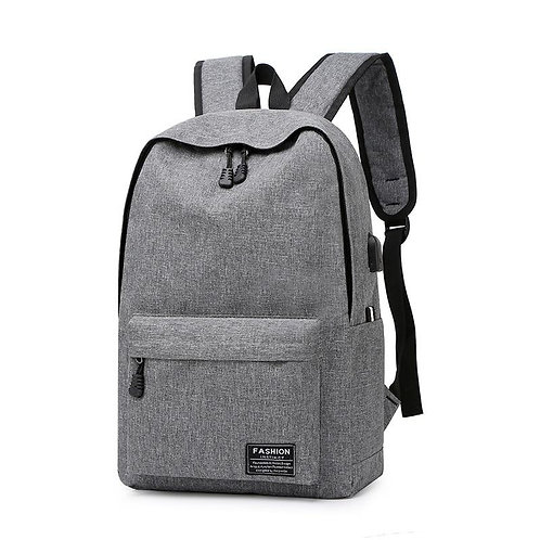 College Laptop Backpack Large Capacity Waterproof Men Knapsack Unisex Fashion Co