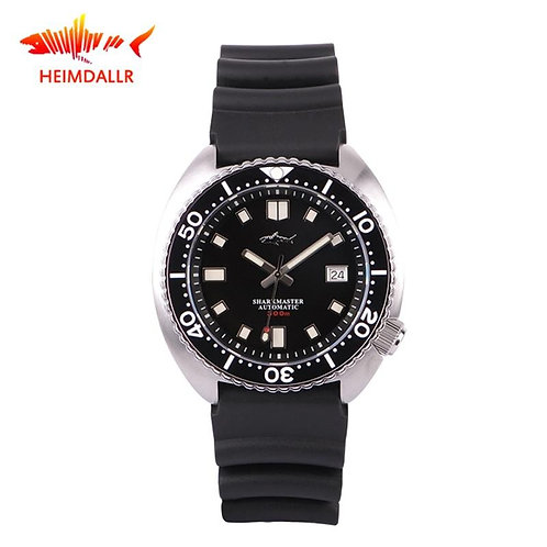 HEIMDALLR  Men's 200m Diver Watches Sapphire Crystal Japan NH35A Automatic Movem
