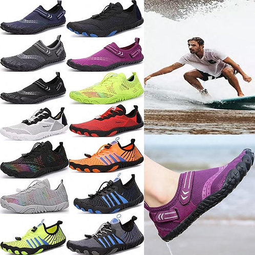2020 NEW couple swimming fitness beach shoes upstream shoes quick-drying shoes y