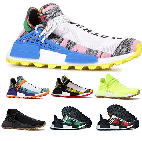 2020 Human Race Mens Running Shoes Pharrell Williams Infinite Species Know Soul