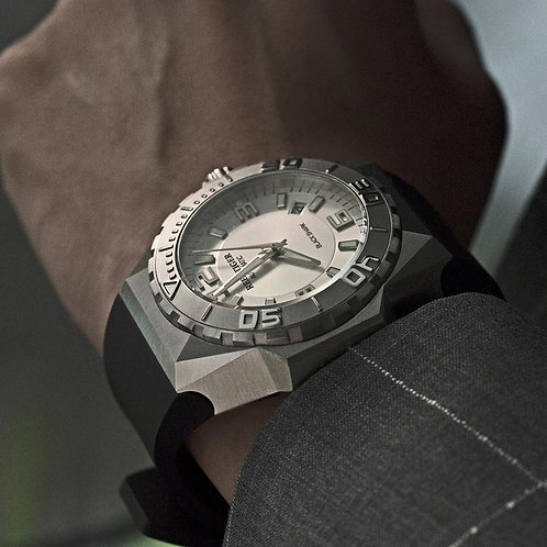 Reef Tiger/RT Luxury Big Sport Watches Steel Case Automatic Mechanical Waterproo