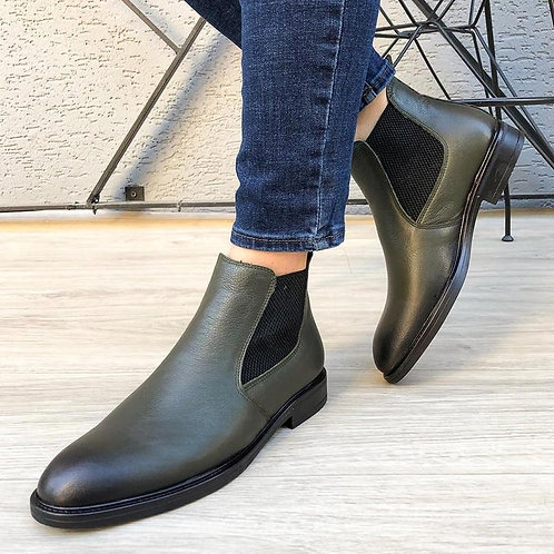 Boots for Men Boot Men's Winter Shoes Fashion Snow Boots Shoes Plus Size Sneaker