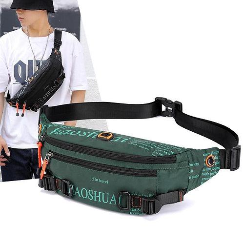 Unisex Waist Bag Fanny Pack Fashion Bags For The Belt Multifunction Chest Bag Ba