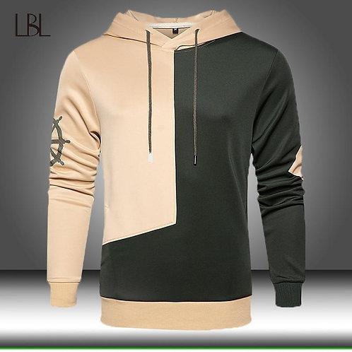 2020 New Pullover Hoodies Sweatshirt Men Autumn Winter Hooded Streetwear Hoody M