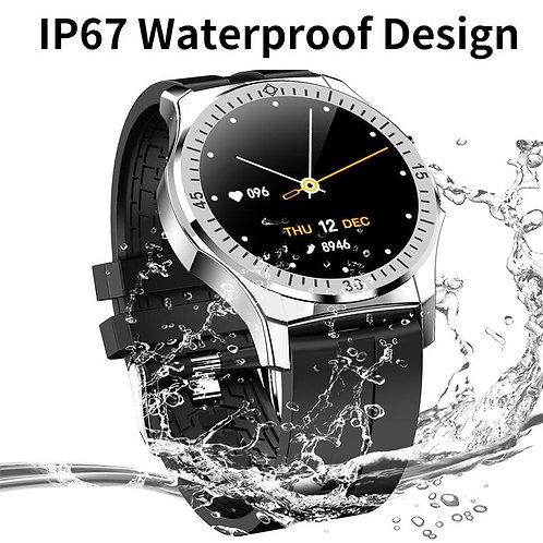 Body Temperature Measurement 2020 New Smart Watch Men's Smart Wristwatch Sports